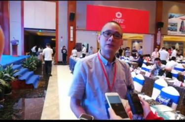 朱勇博士受邀出席来宾市2019年世界碳酸钙产业发展暨粤港澳