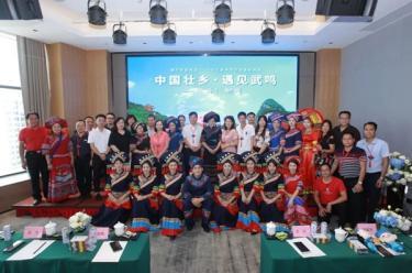 南宁市武鸣区2020年文化旅游推介会暨招商会成功举办